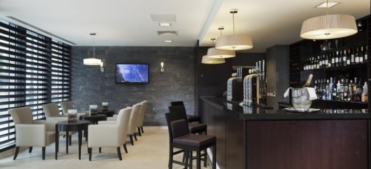 Hotel Holiday Inn London - Whitechapel: Lounge Bar LONDRES