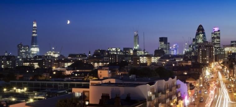 Hotel Holiday Inn London - Whitechapel: Panorama LONDRES