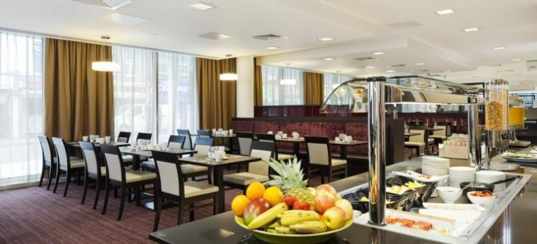 Hotel Holiday Inn London - Whitechapel: Salle de Petit Déjeuner LONDRES