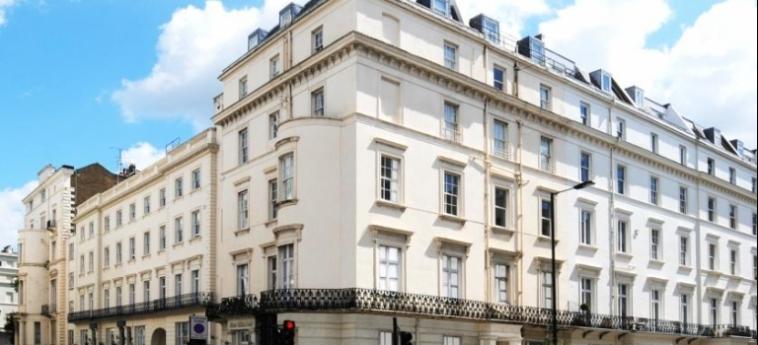 Hotel Prince William: Facade LONDRES