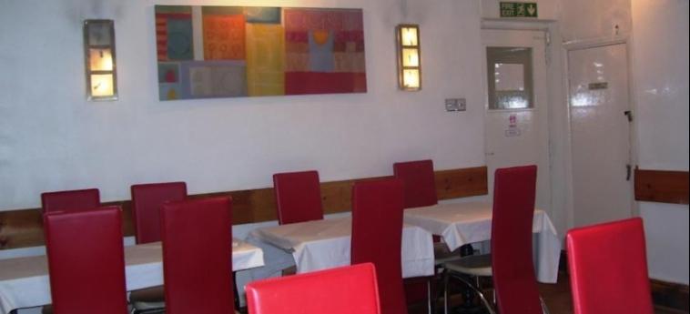 Hotel Prince William: Salle de Petit Déjeuner LONDRES
