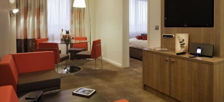 Hotel Novotel London Blackfriars: Chambre - Detail LONDRES