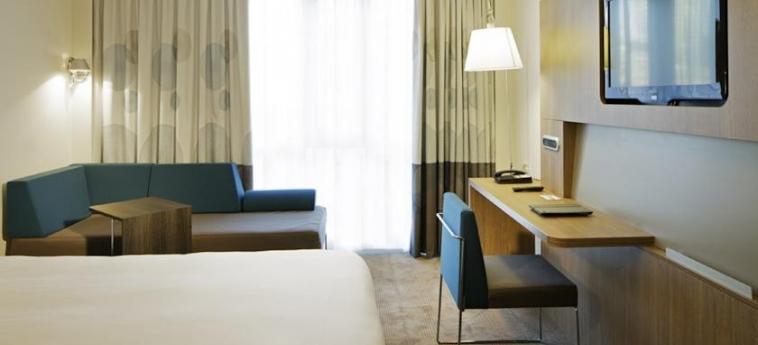 Hotel Novotel London Blackfriars: Chambre LONDRES