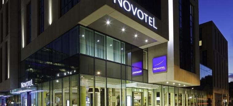 Hotel Novotel London Blackfriars: Entrée LONDRES