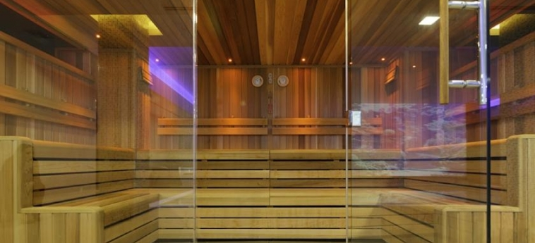 Hotel Novotel London Blackfriars: Sauna LONDRES