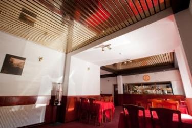 Hotel Cranford: Bar LONDRES