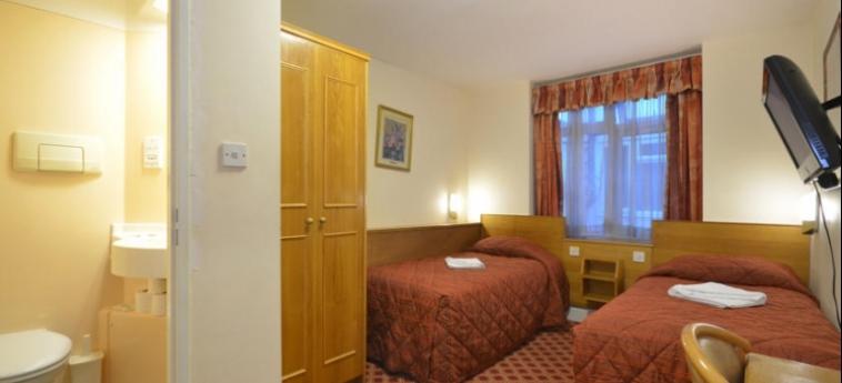 Hotel Seymour: Habitaciòn Gemela LONDRES
