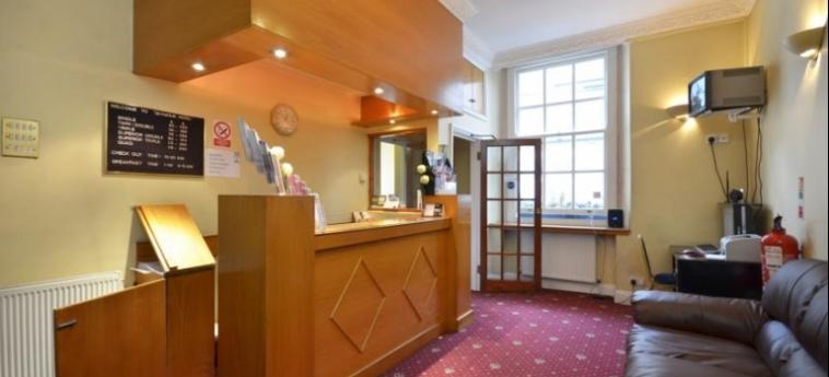 Hotel Seymour: Reception LONDRES