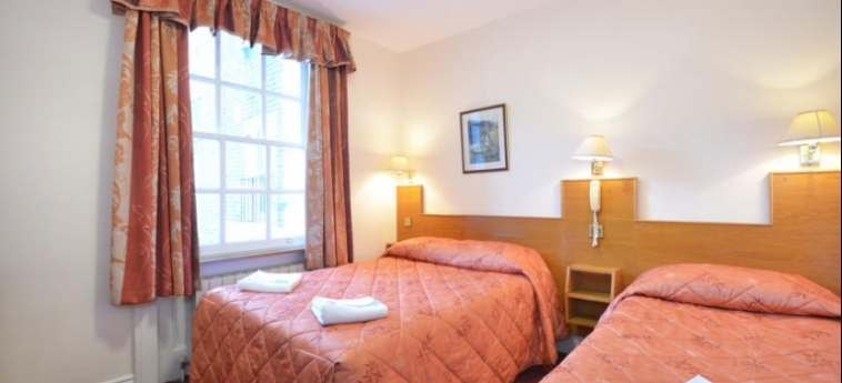 Hotel Seymour: Room - Guest LONDRES