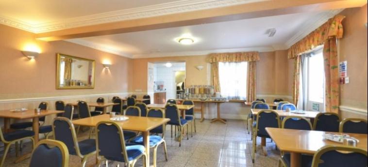 Hotel Seymour: Sala de Desayuno LONDRES