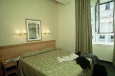 Hotel Citadines Trafalgar Square London: Chambre Double LONDRES