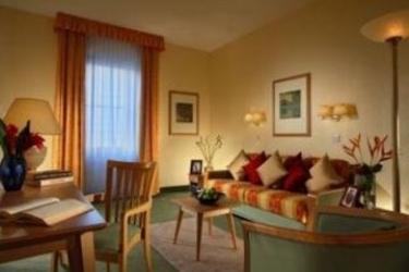Hotel Citadines Trafalgar Square London: Chambre LONDRES