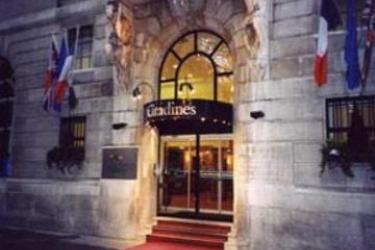 Hotel Citadines Trafalgar Square London: Entrée LONDRES