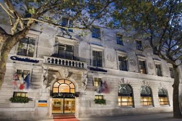 Hotel Citadines Trafalgar Square London: Extérieur LONDRES