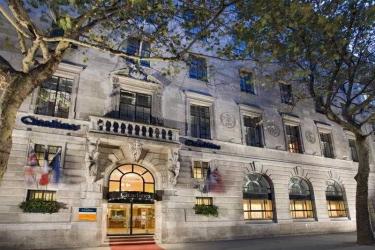 Hotel Citadines Trafalgar Square London: Exterieur LONDRES