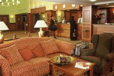 Hotel Citadines Trafalgar Square London: Lobby LONDRES