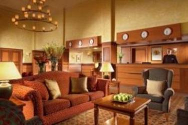Hotel Citadines Trafalgar Square London: Réception LONDRES