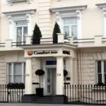 Hotel Comfort Inn London - Westminster