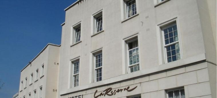 Hotel La Reserve: Exterior LONDRES