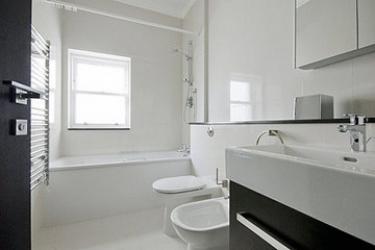 130 Queen's Gate Apartments: Salle de Bains LONDRES
