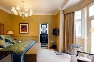 St James Hotel & Club Mayfair: Chambre De luxe LONDRES