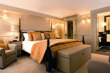 St James Hotel & Club Mayfair: Chambre executive LONDRES