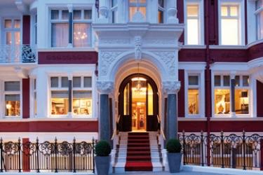 St James Hotel & Club Mayfair: Extérieur LONDRES