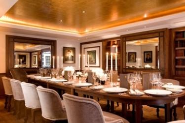 St James Hotel & Club Mayfair: Salle de Conférences LONDRES