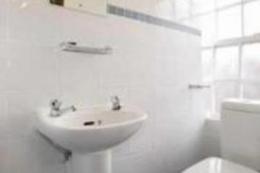 Hotel Wardonia: Cuarto de Baño LONDRES