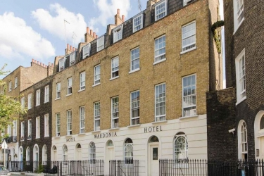 Hotel Wardonia: Exterior LONDRES