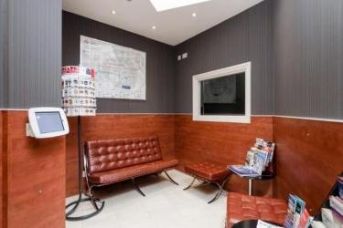 Hotel Wardonia: Lobby LONDRES