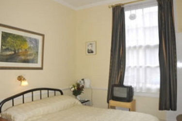 Hotel Wyndham: Chambre LONDRES