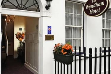 Hotel Wyndham: Extérieur LONDRES