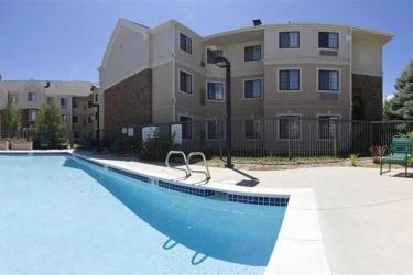 Hotel Staybridge Suites Denver South Park Meadows: Aussen Pool LONE TREE (CO)