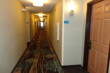 Hotel Staybridge Suites Denver South Park Meadows: Flur LONE TREE (CO)