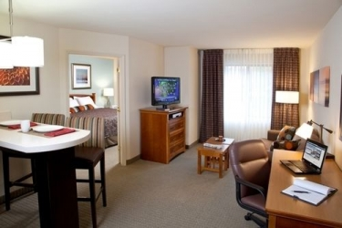 Hotel Staybridge Suites Denver South Park Meadows: Wohnbereich LONE TREE (CO)