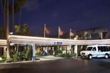 Travelodge Hotel At Lax Airport: Turkish Steam Bath LOS ANGELES (CA)