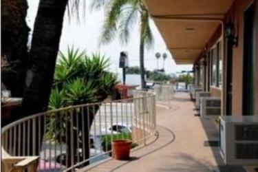 Hotel Century Inn At Lax: Schlafzimmer LOS ANGELES (CA)