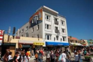 Venice Beach Suites & Hotel: Parque Juegos LOS ANGELES (CA)