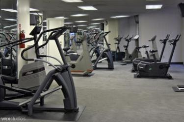 Hotel Wilshire Grand: Centro Fitness LOS ANGELES (CA)