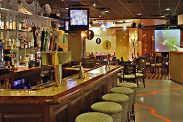 Hotel Wilshire Grand: Lounge Bar LOS ANGELES (CA)