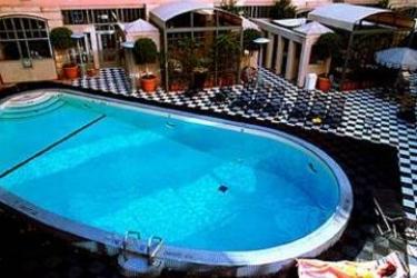 Hotel Wilshire Grand: Piscina Esterna LOS ANGELES (CA)