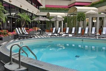 Hotel Wilshire Grand: Piscina LOS ANGELES (CA)