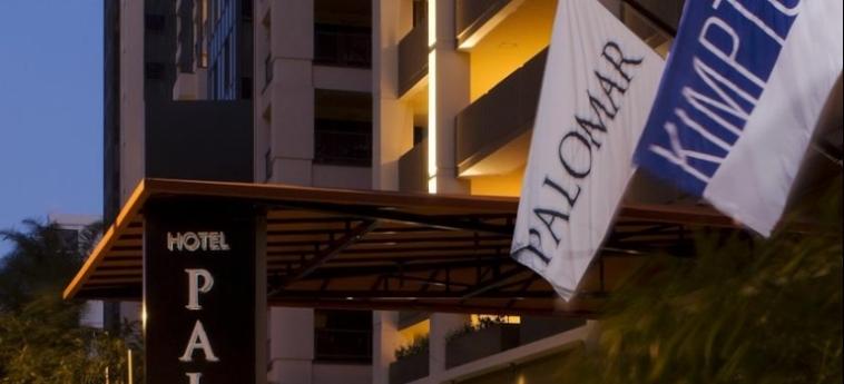 Kimpton Hotel Palomar Los Angeles Beverly Hills: Entrance LOS ANGELES (CA)