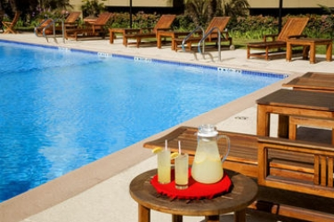 Hotel Four Points By Sheraton Los Angeles Westside: Swimming Pool LOS ANGELES (CA)