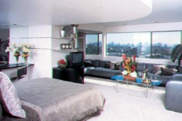 Luxe Hotel Sunset Boulevard: Chambre Suite LOS ANGELES (CA)
