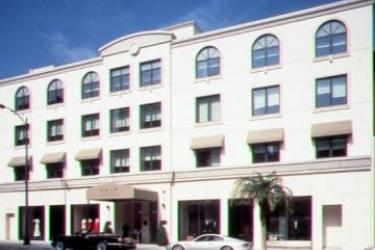 Luxe Hotel Sunset Boulevard: Esterno LOS ANGELES (CA)