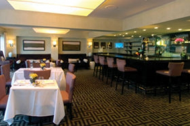 Luxe Hotel Sunset Boulevard: Lounge Bar LOS ANGELES (CA)