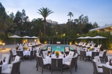 Luxe Hotel Sunset Boulevard: Piscina LOS ANGELES (CA)