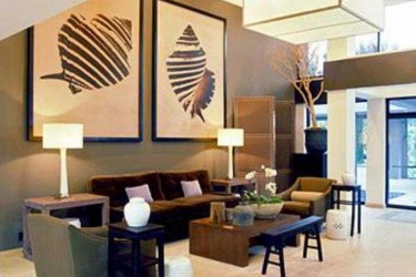 Luxe Hotel Sunset Boulevard: Lobby LOS ANGELES (CA)